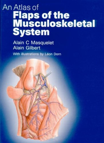 9781853179822: An Atlas of Flaps of the Musculoskeletal System