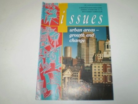 Urban Areas: Growth and Change (Issues): Joe Healey