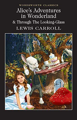 9781853260025: Alice's Adventures in Wonderland (Wordsworth Classics)
