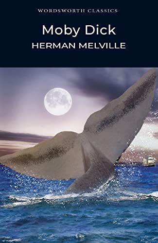 9781853260087: Moby Dick (Wordsworth Classics) (Wadsworth Collection)