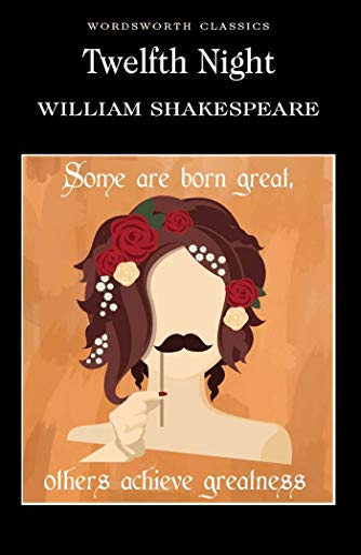 9781853260100: Twelfth Night (Wordsworth Classics)