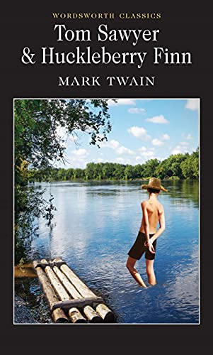 9781853260117: Tom Sawyer & Huckleberry Finn (Wordsworth Classics)
