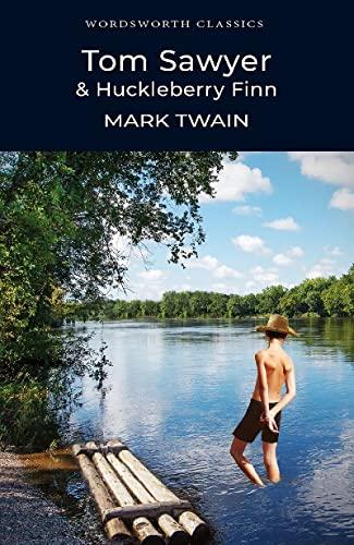 9781853260117: Tom Sawyer & Huckleberry Finn (Wordsworth Classics)