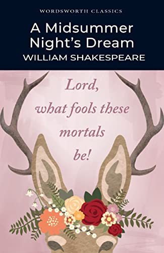 9781853260308: A Midsummer Night's Dream (Wordsworth Classics)