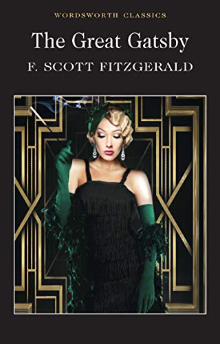 9781853260414: The Great Gatsby (Wordsworth Classics)