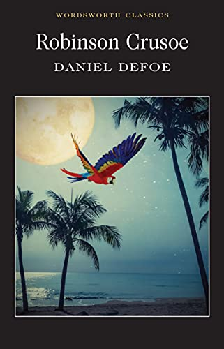 9781853260452: Robinson Crusoe (Wordsworth Classics)