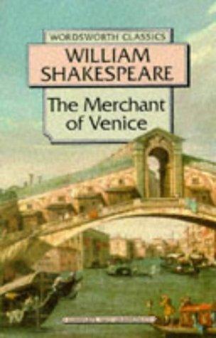 9781853260605: The Merchant of Venice (Wordsworth Classics)