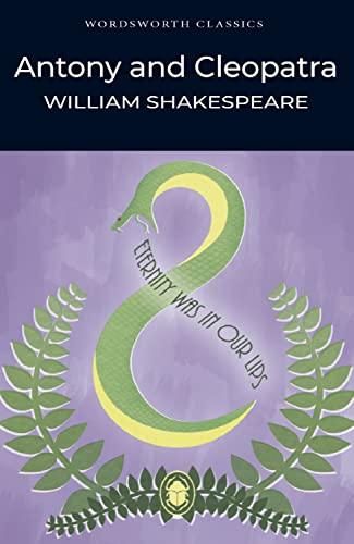 9781853260759: Antony and Cleopatra (Wordsworth Classics)