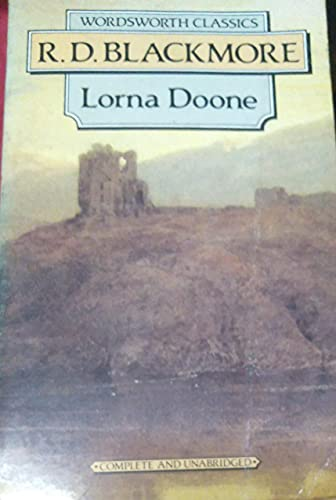 9781853260766: Lorna Doone (Wordsworth Classics)