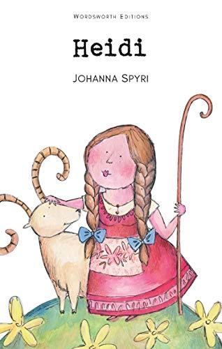 "Ex-Library"",Heidi (Children's Classics),Johanna Spyri: Johanna Spyri"