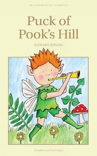 9781853261381: Puck of Pook's Hill (Wordsworth Children's Classics)