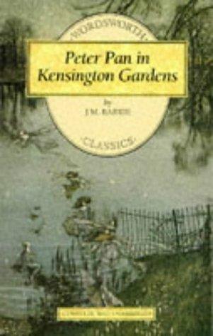 Peter Pan in Kensington Gardens by Barrie - AbeBooks