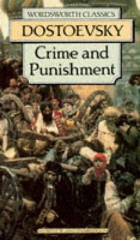 crime and punishment by dostoevsky essay