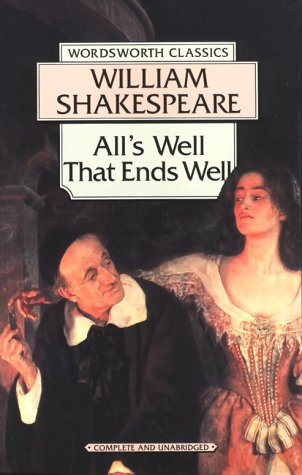 9781853262067: All's Well That Ends Well (Wordsworth Classics)