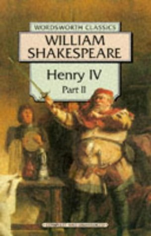 9781853262197: King Henry IV: Pt. 2 (Wordsworth Classics)