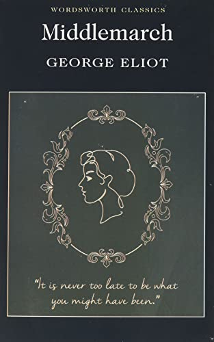 9781853262371: Middlemarch (Wordsworth Classics)
