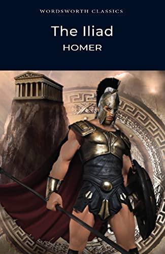 9781853262425: The Iliad (Wordsworth Classics)