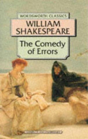 9781853262432: The Comedy of Errors (Wordsworth Classics)