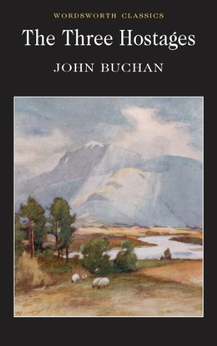 9781853262524: Three Hostages (Wordsworth Classics) (Wordsworth Collection)