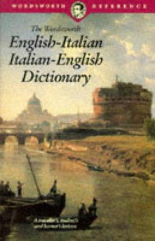 9781853263675: Italian-English/English-Italian Dictionary (Wordsworth Collection)