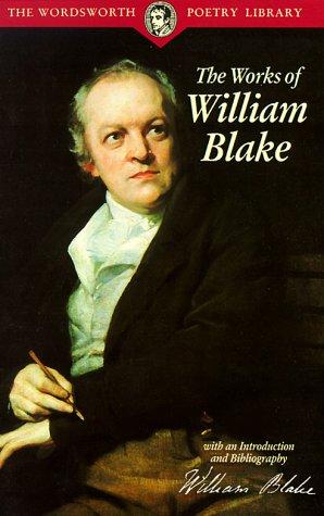 9781853264122: Works of William Blake (Wordsworth Poetry Library)