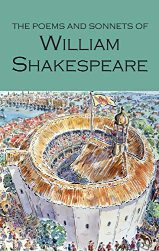 9781853264160: Poems & Sonnets of William Shakespeare (Wordsworth Poetry)