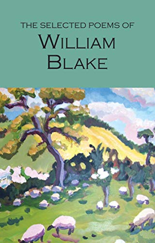 9781853264528 The Selected Poems Of William Blake