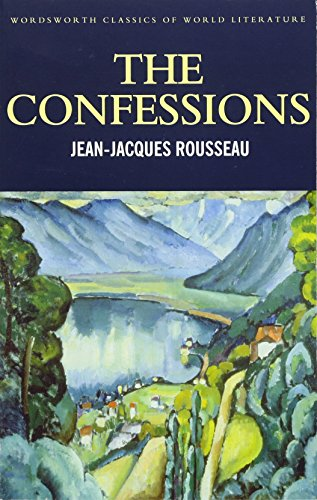 9781853264658: The Confessions (Wordsworth Classics of World Literature)