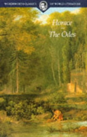 9781853264771: Odes (Wordsworth Classics of World Literature)