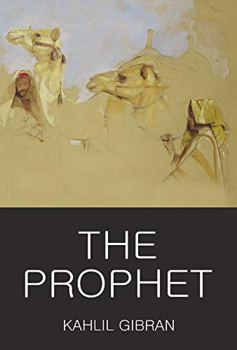 9781853264856: The Prophet (Wordsworth Classics of World Literature)
