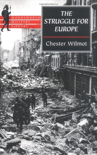 9781853266775: The Struggle for Europe (Wordsworth Military Library)