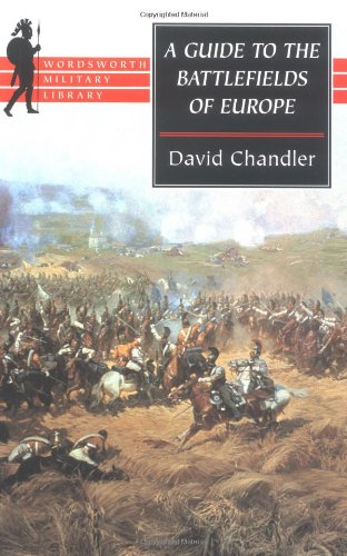 9781853266942: A Guide to the Battlefields of Europe