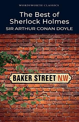 9781853267482: The Best of Sherlock Holmes (Wordsworth Classics)