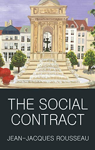 9781853267819: The Social Contract (Wordsworth Classics of World Literature)