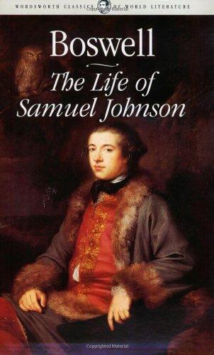 9781853267970: The Life of Samuel Johnson, Ll.D. (Wordsworth Classics of World Literature)