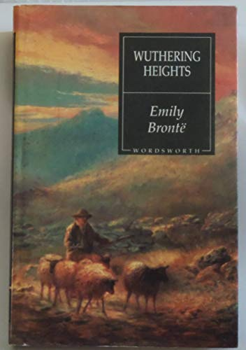 9781853268373: Wuthering Heights (Wordsworth Hardback Library)