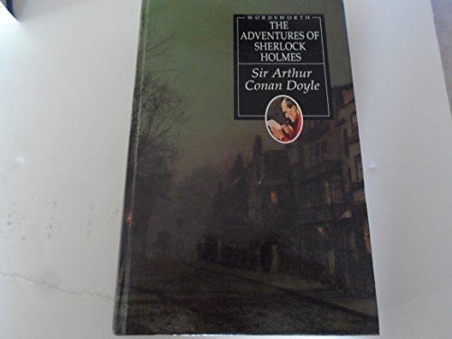9781853268526: The Adventures of Sherlock Holmes (Wordsworth Hardback Library)