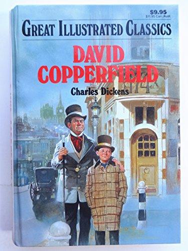 9781853268854: David Copperfield (Great Illustrated Classics)