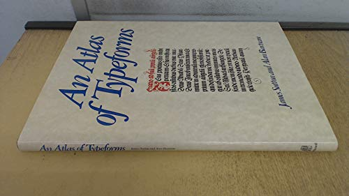 9781853269110: An Atlas of Typeforms