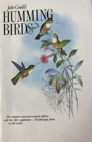 John Gould's hummingbirds: Gould, John (1804-1881)