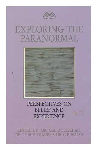 9781853270260: Exploring the Paranormal: Perspectives on Belief and Experience