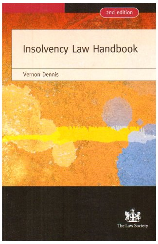 9781853286285: Insolvency Law Handbook