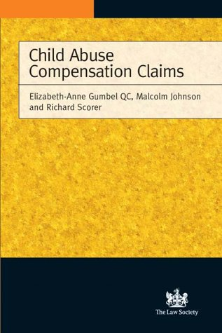 9781853287176: Child Abuse Compensation Claims