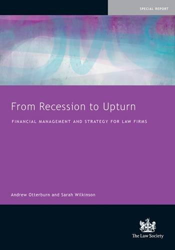 From Recession to Upturn: Otterburn, Andrew; Wilkinson, Sarah