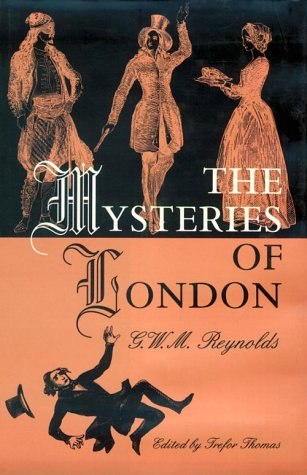 The Mysteries of London (9781853311116) by G.W.M. Reynolds