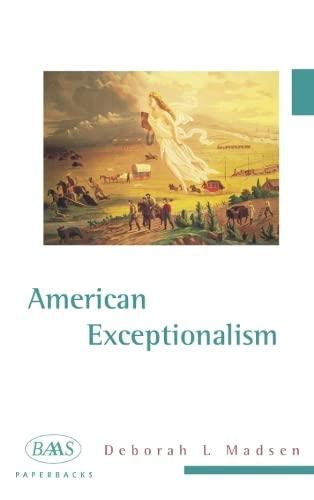 9781853312090: American Exceptionalism (British Association for American Studies (BAAS) Paperbacks)