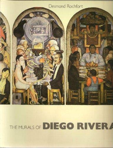 9781853320101: The murals of Diego Rivera