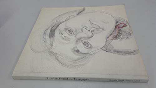 9781853320149: Lucian Freud: Works on paper