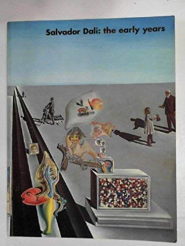 9781853321252: Salvador Dali the Early Years