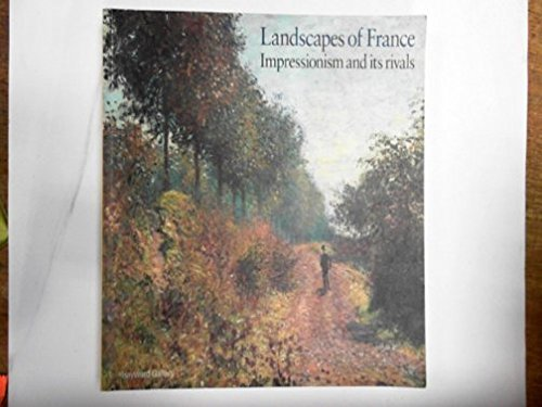 9781853321429: Landscapes of France: Impressionism and Its Rivals